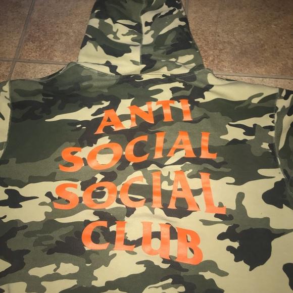 c4af1f88476b Anti Social Social Club Other - Anti Social Social Club Sixth St Hoodie